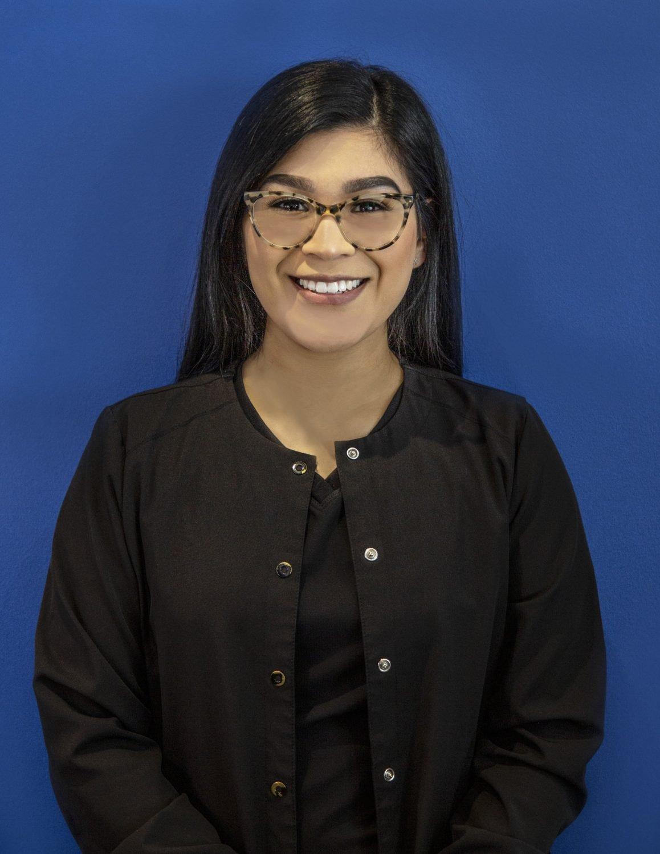 Jessie Harness Dental Assistant